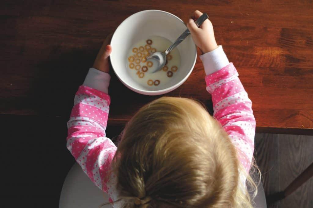 Why Children Should Eat Breakfast