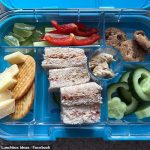 Mother's anger after three mini cookies in her son's lunchbox was sent HOME by his nursery for being too 'unhealthy.'
