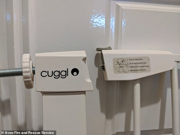 Argos Has Recalled Cuggl Stairgates After They Failed Safety Tests 2