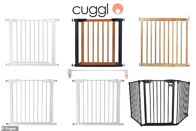 Argos Has Recalled Cuggl Stairgates After They Failed Safety Tests 4