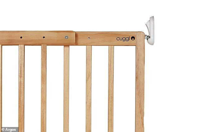 Argos Has Recalled Cuggl Stairgates After They Failed Safety Tests 3