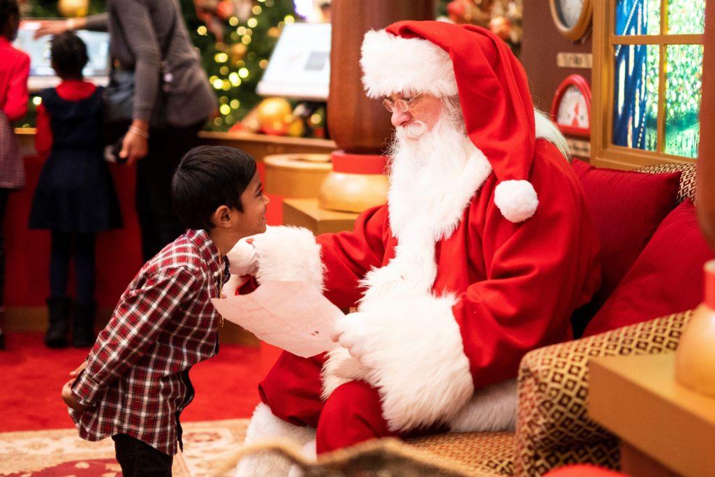 Mum shamed after calling Santa 'Father Christmas' instead of gender-neutral term 1