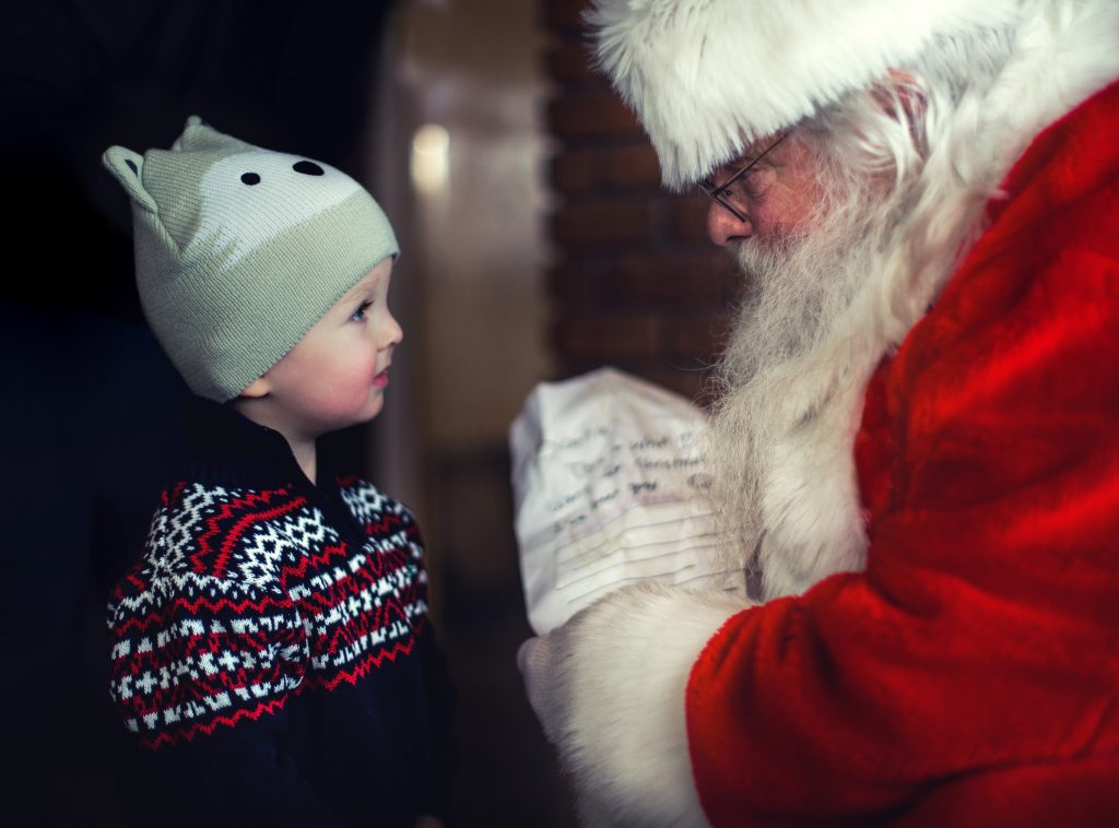 Mum shamed after calling Santa 'Father Christmas' instead of gender-neutral term 2