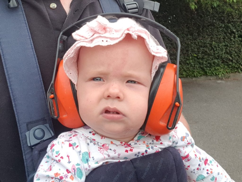 Hearing Loss In Children - Ear protection