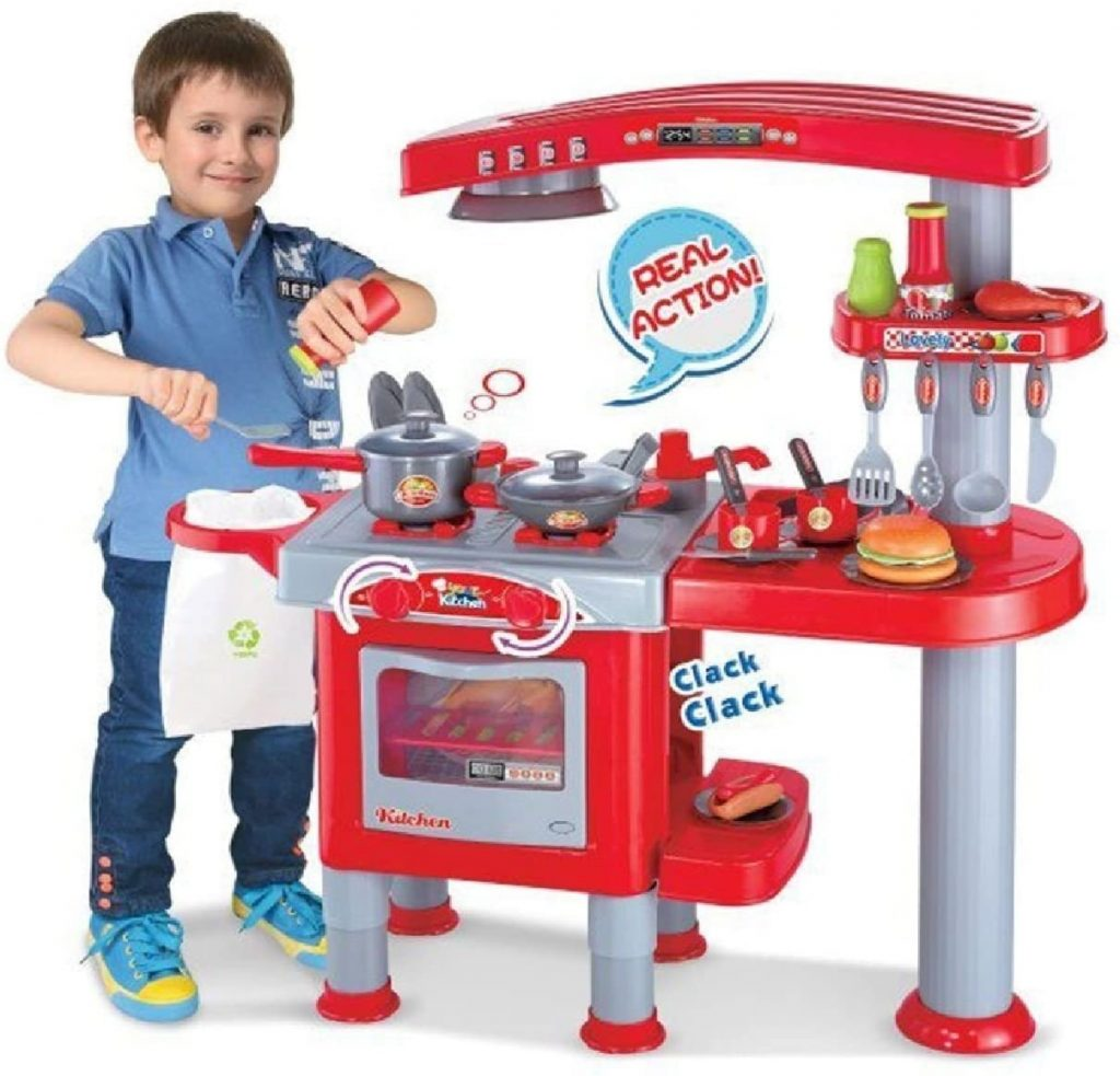 Allkindathings Kids Kitchen Set