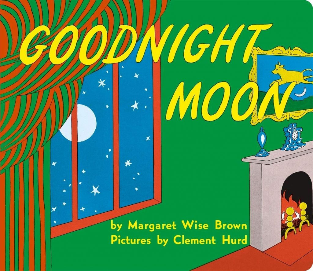 Best Books for a 1 Year Old - Goodnight, Moon by Margaret Wise Brown