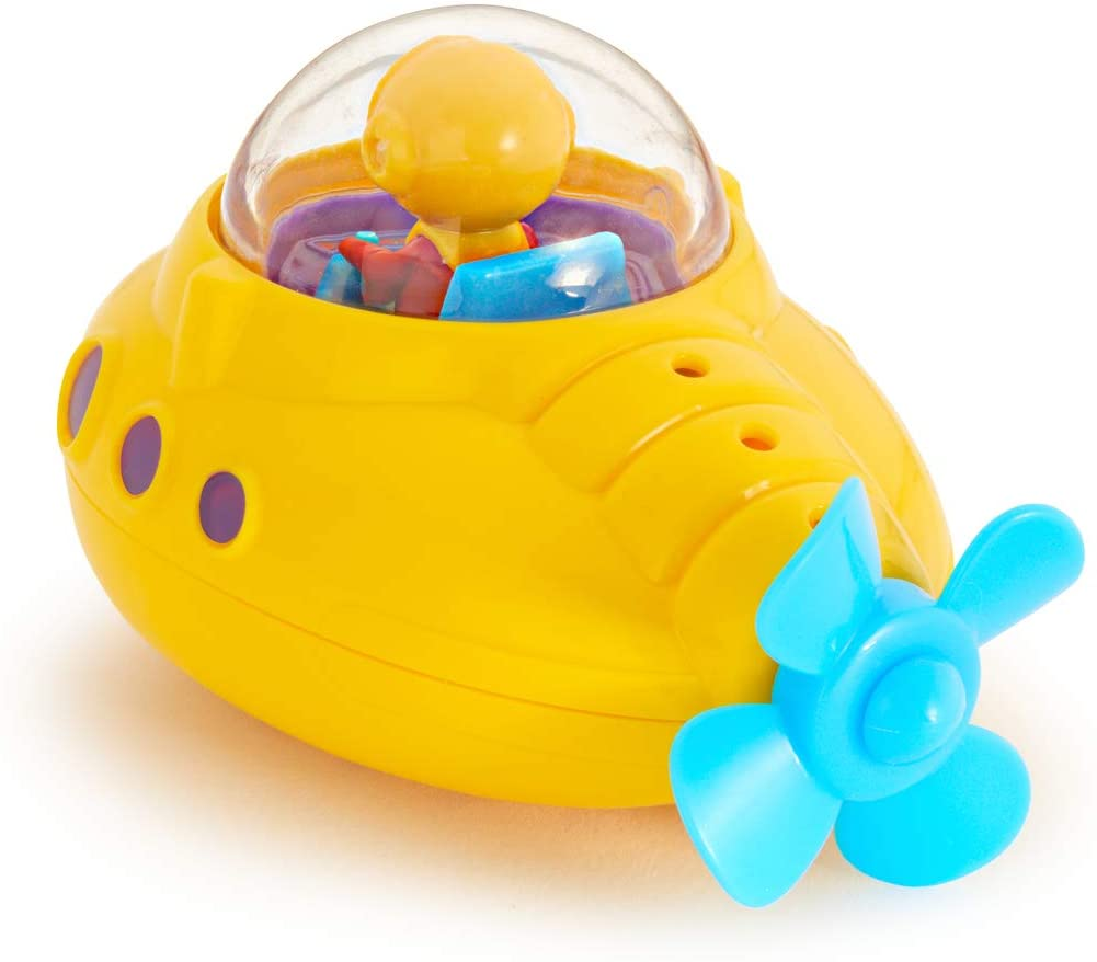 Our Top 5 Favourite Baby Bath Toys
