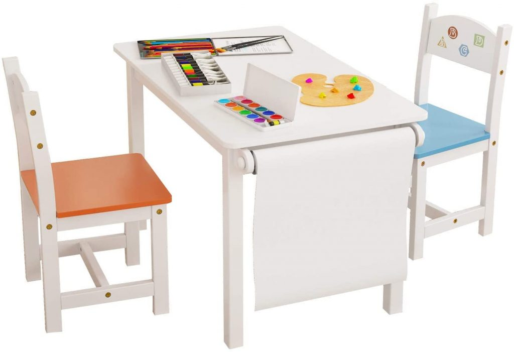 The Best Table and Chair For Kids