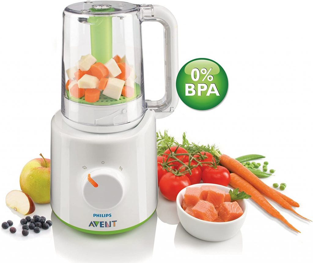 Our Best 5 Baby Food Maker