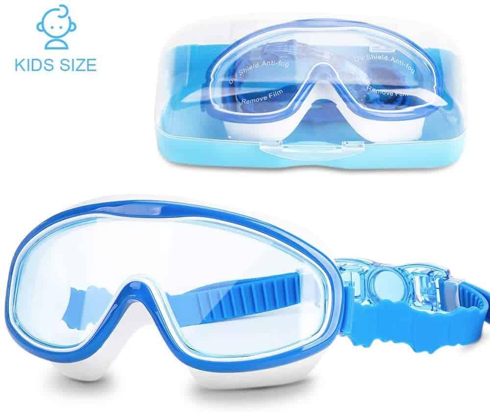Kids swimming goggles
